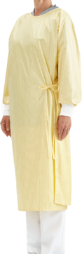 5 - Isolation gown - Microfibre_607